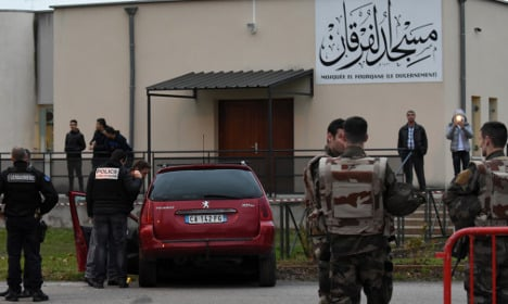Man charged over car attack on French soldiers
