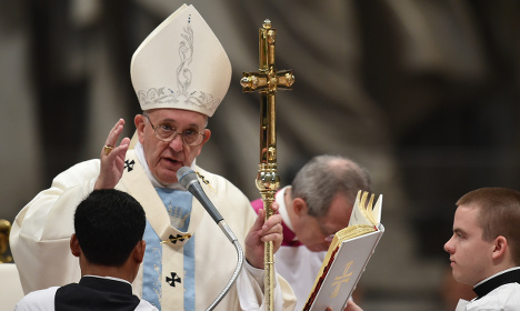 Key Vatican accord with Palestine takes effect