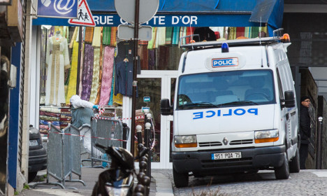 Paris attacker was held for Cologne sex assault