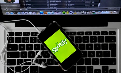 Sweden's Spotify hit by new $200 million action