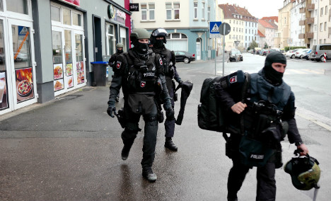 Arrested Islamists may have been targeting Berlin: police