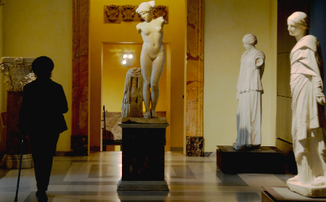 Italy pits top sleuths against world's heritage looters