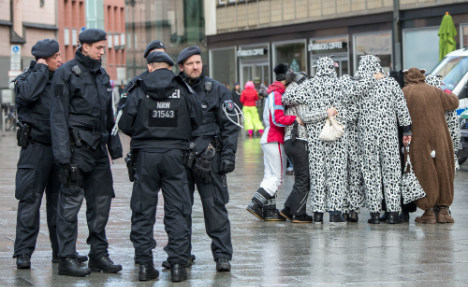 Big rise in sex offence reports at Cologne Karneval