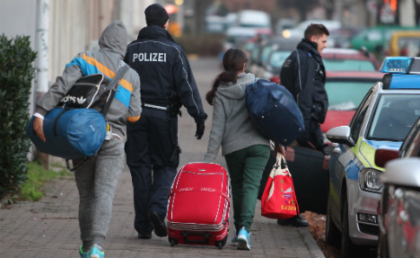 Germany blasts countries that won't take back migrants