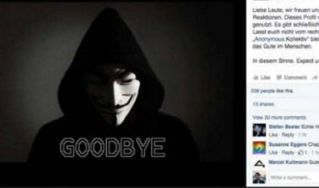 Prank leaves Facebook 'Nazis' red in the face