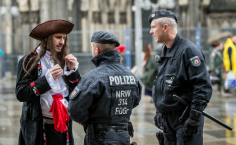 Cologne opens Karneval on edge after sex attacks