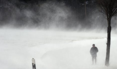 Avalanche risk high in German Alps