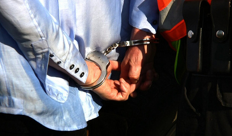 Seven people arrested each day in Spain for corruption