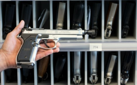 Germans rush for weapons licences amid public anxiety