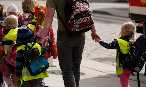Denmark eyes relaxed rules for refugee daycare workers