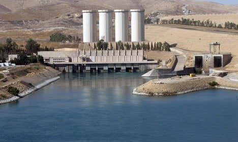 Italy's Trevi wins contract to fix imperilled Iraq dam