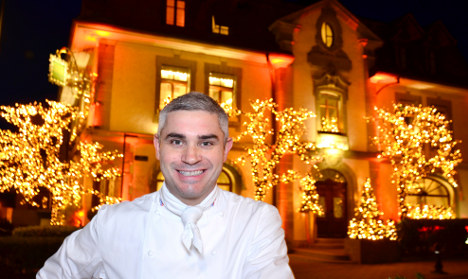 Did fear of losing success drive top French chef to commit suicide?