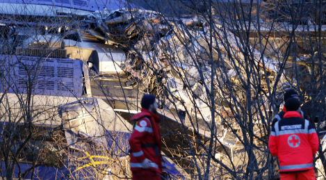 All missing accounted for in Bavaria crash