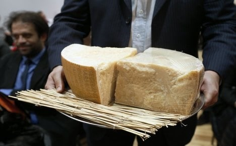 Cheesed-off Italians swap banks for Parmesan bonds