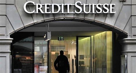 Credit Suisse hit by US penalty for 'dark pools'