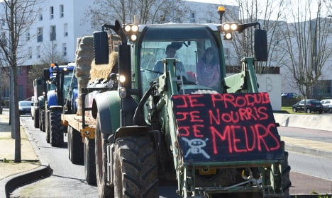 French farming hit by '600 suicides a year'
