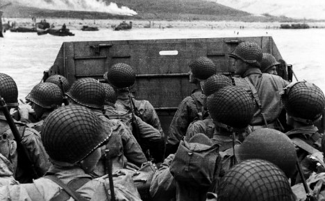 School books CAN call D-Day 'invasion': Berlin court