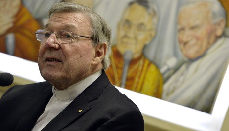 Child abuse victims head to Rome for George Pell hearing