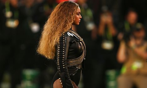 Beyonce slots Denmark into Formation world tour