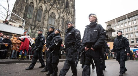 Cologne attacks 'not organized': police chief