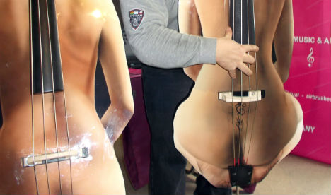 The instrument maker bringing sexy back to music
