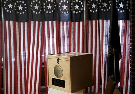 How to vote as an American expat in Norway