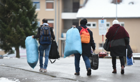 Germany can force refugees to stay put, EU court rules