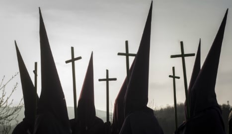 In pics: The incredible Holy Week celebrations in Spain