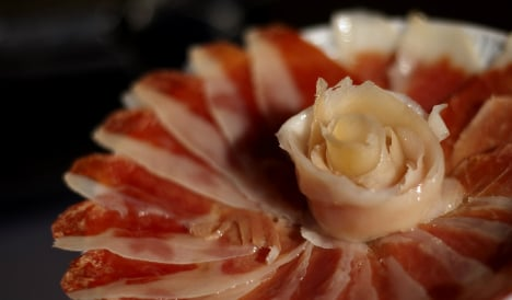 It's official: world's best (and priciest) ham is from Spain