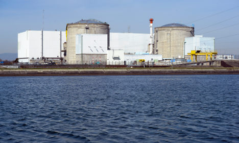 Germany demands France shut old nuclear plant