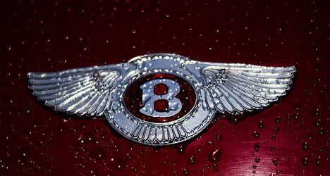 Fake Swiss diplomat stopped for driving unlicensed Bentley