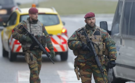 Berlin calls for Europe-wide data control to fight terrorism
