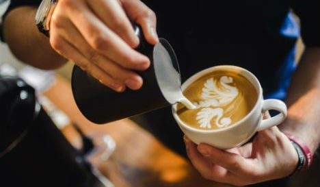 This German barista could be the world's best latte artist