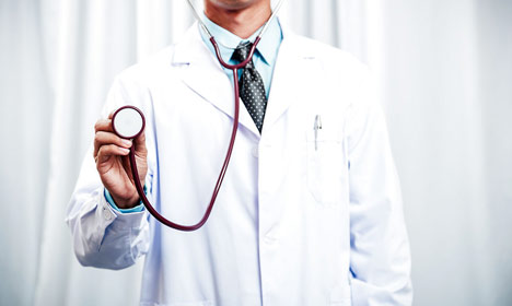 Scandi 'Doctor Anal' loses his medical licence