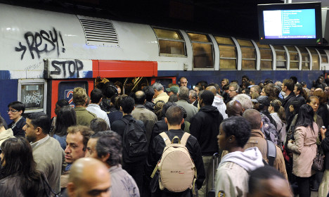 This shows how bad fare-dodging in Paris really is