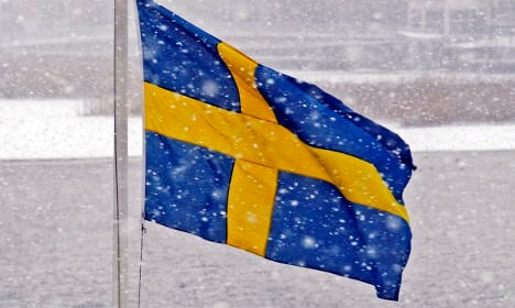 Just when you thought spring had sprung in Sweden…