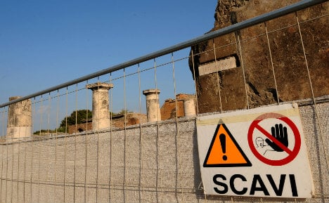 Why Italy is letting builders bury its history in concrete