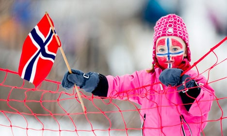 Norway is the world's fourth happiest country