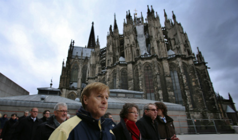First suspect charged with sexual assault in Cologne