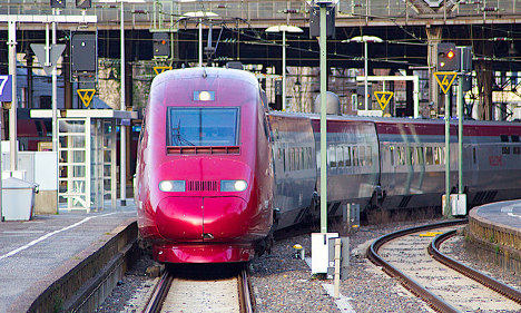 Low-cost option launched for Paris-Brussels trains