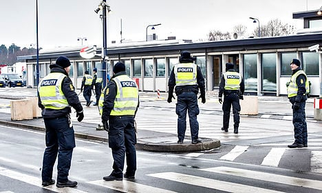 Danish border controls extended by another month