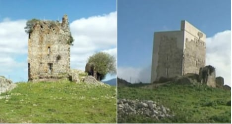 This is what happened when Spain restored ancient castle