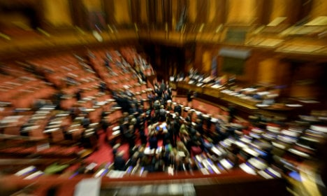 Italian MPs earn €122 for each hour spent in parliament