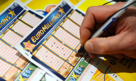 Frenchwoman spends big after (thinking) she won lottery