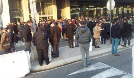 France: Toulouse airport evacuated over security alert