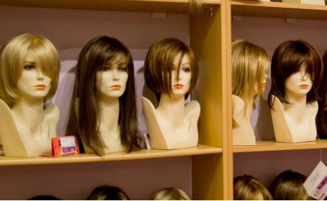 Wig thieves make away with 600 different disguises