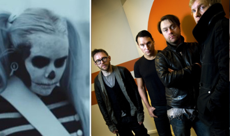 Chilling video marks end of Swedish rockers' careers