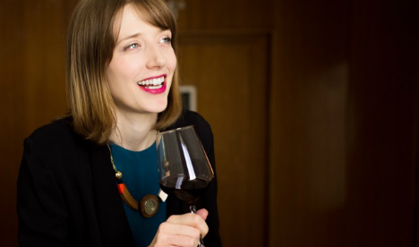 'Anyone can become a wine taster with a little practice'