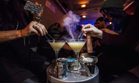 Paris takes inspiration from London for new hipster bars