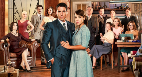 Nine incredibly  addictive television series from Spain